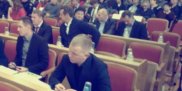 Депутат Головач так був проти підвищення тарифів для кременчужан, що аж не з'явився на сесію