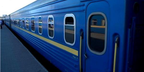 Только три дня из Кременчуга можно будет уехать новым поездом в Константиновку и Киев