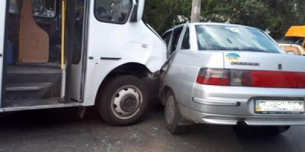 Отголоски вчерашнего ДТП: как за руль машины больницы «Кременчугская» сел водитель после инсульта