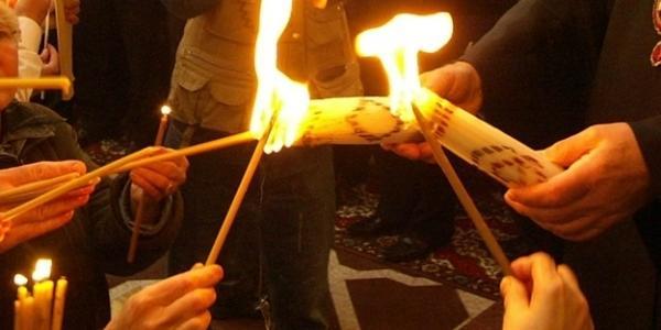 Кременчуцькі пластуни запалять свічки Віфлеємського Вогню Миру по всьому місту