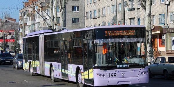 Новая дата: первые новые троллейбусы, закупленные за еврокредит, горожане увидят не скоро