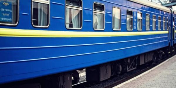 Поезд Кременчуг-Киев: можно расплавиться