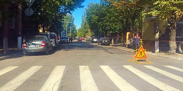 Вниманию водителей: в центре Кременчуга закрыли проезд