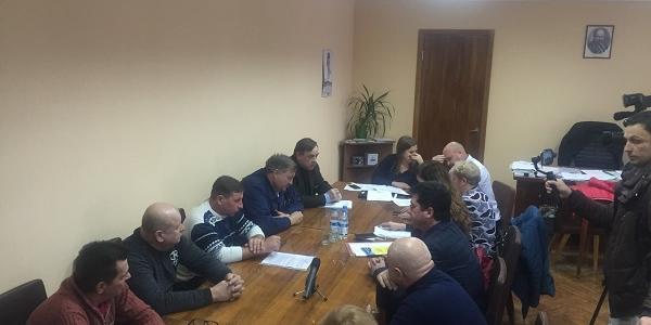 Наживо: влада Кременчуцького району вирішує, як надалі обслуговувати мешканців Великої Кохнівки та Лашків