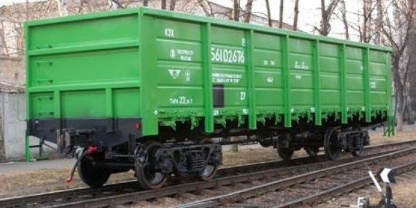 Крюковский вагонзавод увеличивает объемы выпуска грузовых вагонов