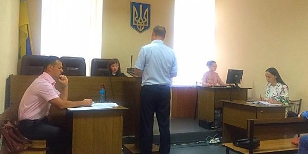 Экс-начальник горздрава Середа в суде рассказал как «воевал» с Украинцем