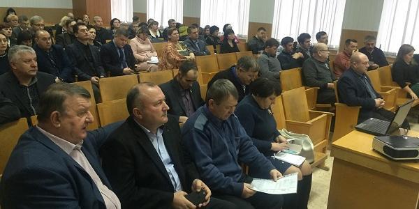 «Кременчугский райсовет уже не нужен – нам необходимо самораспуститься»,- предложение депутатов