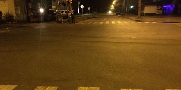 У центрі Кременчука автомобіль збив бабусю