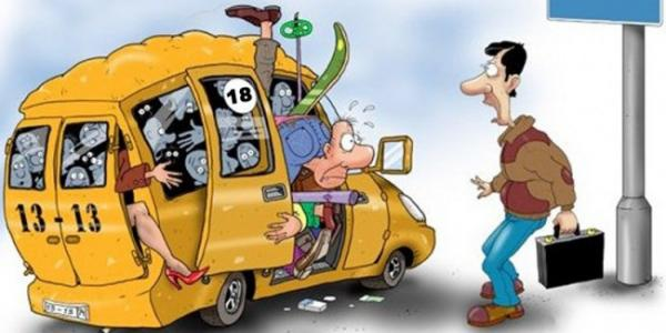 Кременчуг накрыл транспортный Армагеддон: дети в школу выехали с трудом