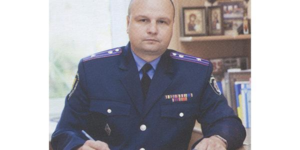 Кременчужанин Белов возглавил полицию Диканьки