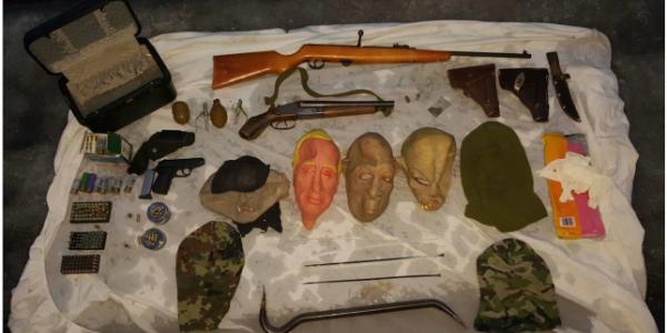 Банда, що грабувала та вбивала селян засуджена вироком суду першої інстанції