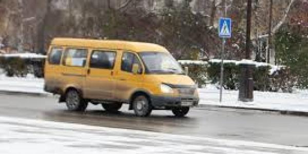 Сегодня с утра в Кременчуге не все маршрутки выехали для перевозки пассажиров