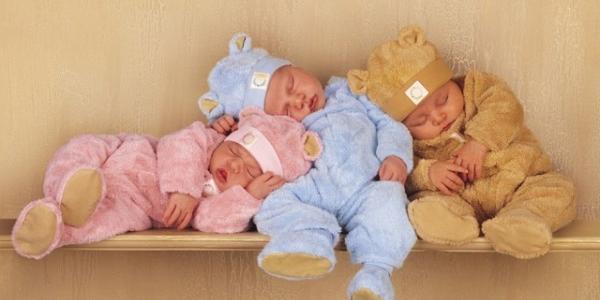 У лютому в Кременчуці народилися три двійні, а багатодітними стали 17 матерів