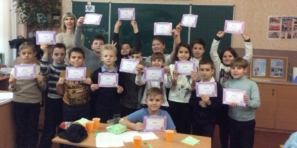 Бізнес-Школа ЮніорБанку у Кременчуці йде на новорічні канікули