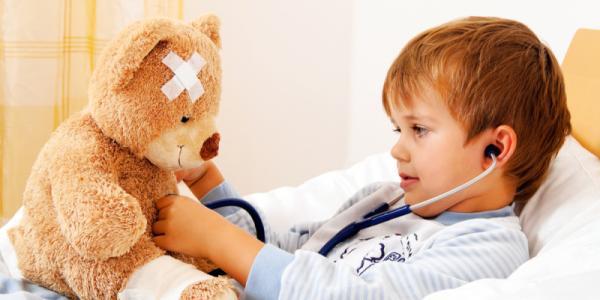 Переважна більшість хворих на Полтавщині на гострі респіраторні інфекції – діти