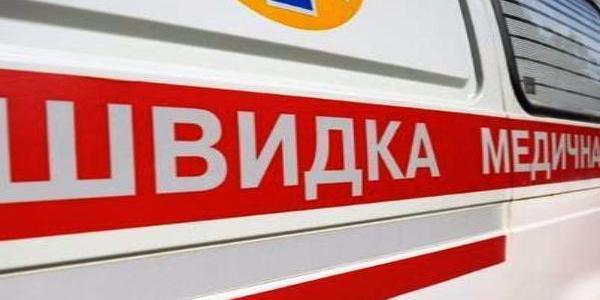 До лікарні «Кременчуцька» доставили чоловіка з тяжкими тілесними