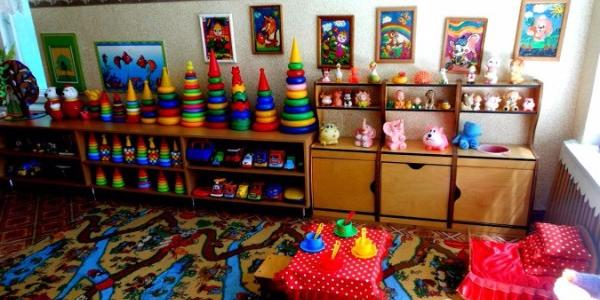 У чотирьох дитсадках Кременчука відкрили групи для дітей із 1,5-річного віку