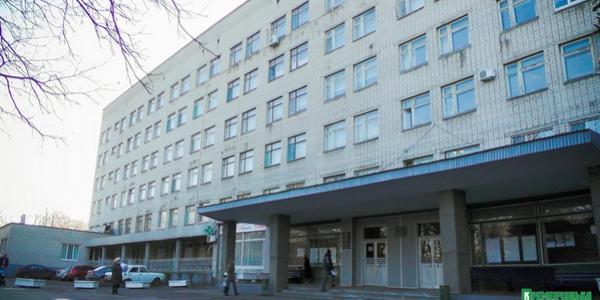 детская больница кременчуг