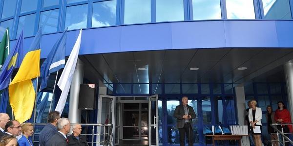 Кременчуг может только позавидовать: в Горишних Плавнях открылся офис олимпийского комитета