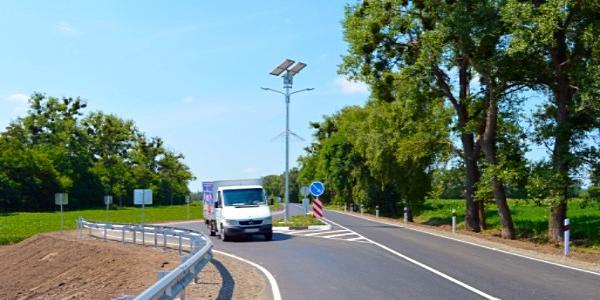 У напрямку Кременчука дорожники побудують ще один обмежувач швидкості на трасі