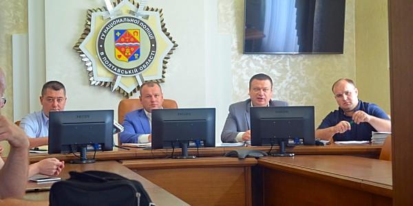 Относительно заявлений об угрозах журналистам Полтавщины полиция считает, что сработала на «отлично»