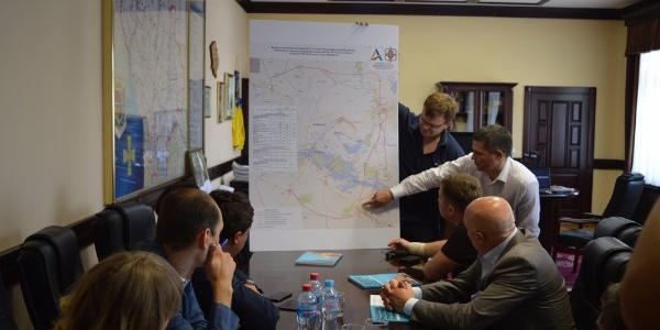 Знесення будинків при будівництві мосту поблизу Горішніх Плавнів не планується – Служба автодоріг Полтавщини