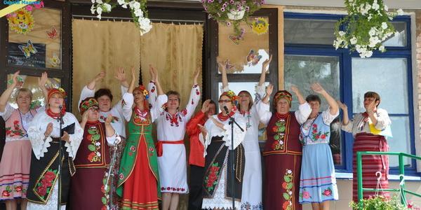 Під Кременчуком відбулося свято в честь хліба.