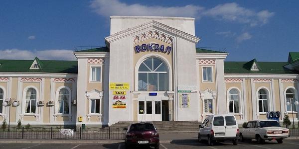 Начальником железнодорожного вокзала Кременчуга стала Дуганец