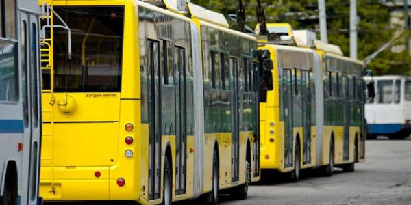 В Кременчуці тимчасово не курсують тролейбуси № 3Б та №3Д