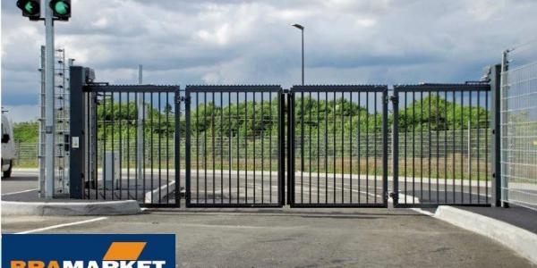 Коли саме слід обрати складні промислові ворота Wisniowski в Івано-Франківську