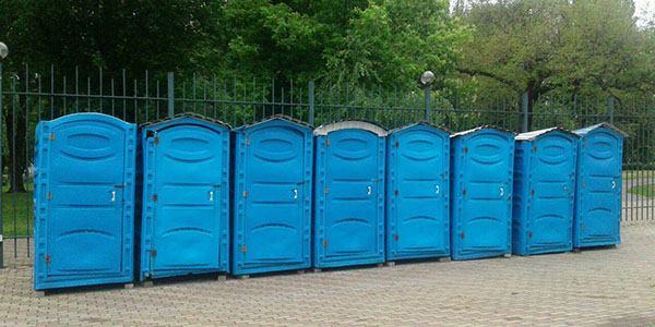 Три кременчуцькі парки забезпечать громадськими туалетами