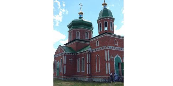 На Полтавщині освячена Свято-Михайлівська церква