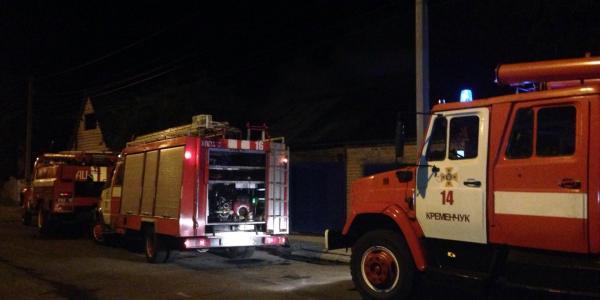 Рятувальники гасили пожежу 2,5 год.
