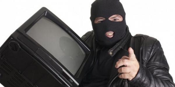 Телевізор може обійтися грабіжнику позбавленням волі на строк від 3 до 6 років