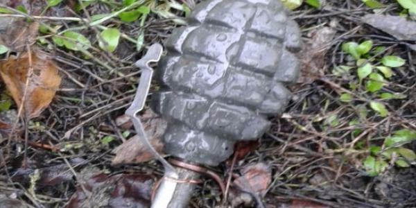 Напередодні в Кременчуці виявили два предмети зовні схожі на боєприпаси