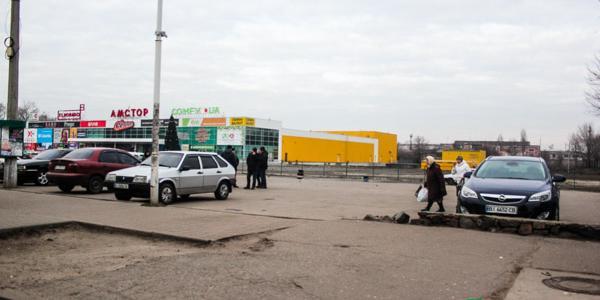 Міжміські маршрутки із Кременчука відправляються прямо зі смітника (доповнено)