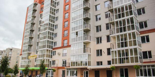 В Кременчуге сдали новый жилой дом, в котором поселятся известные горожане: от спортсменов до чиновников