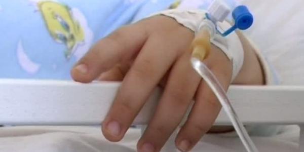 В Кременчугскую детскую больницу доставлен годовалый малыш с медикаментозным отравлением