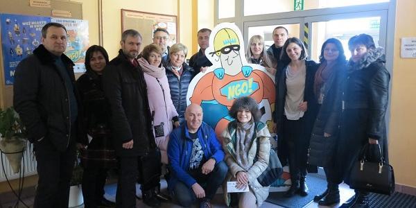 Секретар Кременчуцької міськради погостював у Польщі