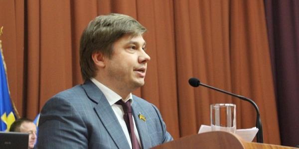 Глава облсовета Биленький напишет в полицию заявление на жителей Белецковки, которые блокировали трибуну облсовета
