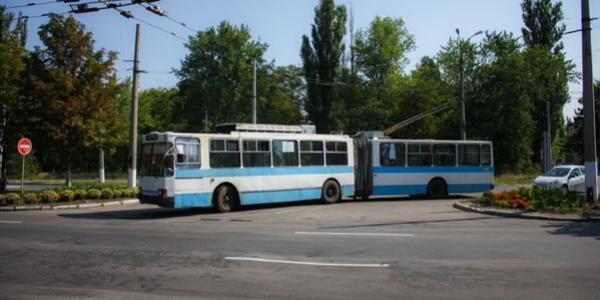 На День міста тролейбуси перевозитимуть кременчужан та гостей міста задарма