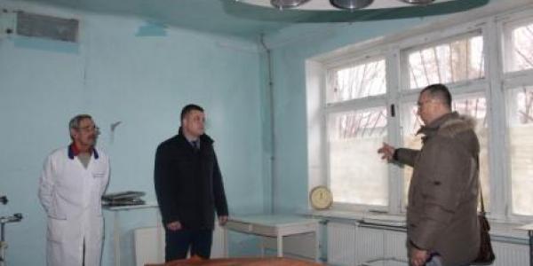 У стаціонарі «травми» Кременчуцької ЦРЛ розпочався капітальний ремонт