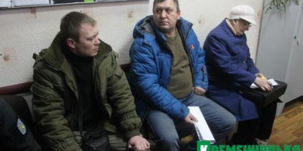 Активист, участник АТО Харченко не исключает: его задержание во время сессии могло быть специально спланировано