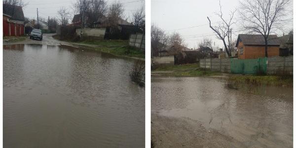 Із житлової зони приватних будівель у Крюкові кременчуцькі рятувальники відкачали 400 кубів води