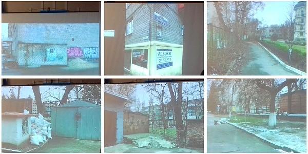 Малецький показав чиновникам у мерії «веселі картинки»