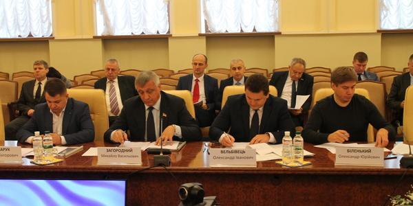 Полтавська Асоціація районних та обласних рад увійшла до «вищої ліги»
