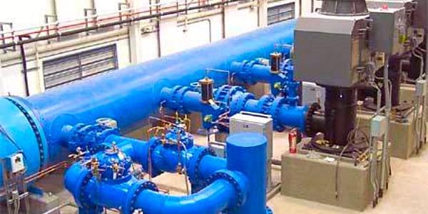 Водоканал получил немецкое и американское оборудование для очистки воды