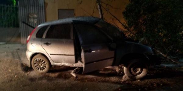 У Кременчуці  під час погоні патрульними водій «Калини» розбився насмерть (Доповнено)