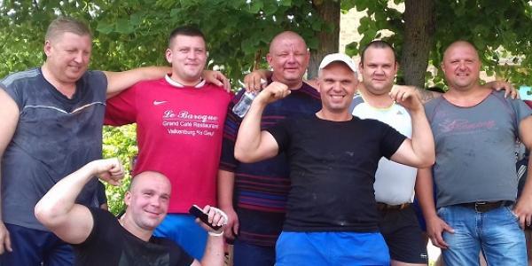Переможцем районної спратакіади сталаКам'янопотоківськасільськарада.