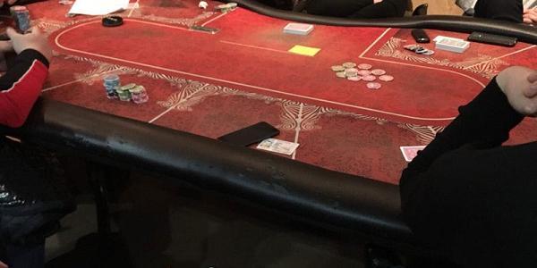 В кременчуцькому кафе підприємець обладнав підпільне казино